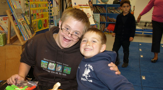 8th-grade-patrick-with-kinder-buddy