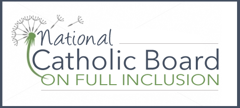 National Catholic Board on Full Inclusion, logo