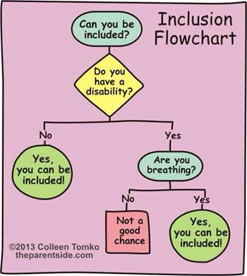Inclusion Flowchart, image