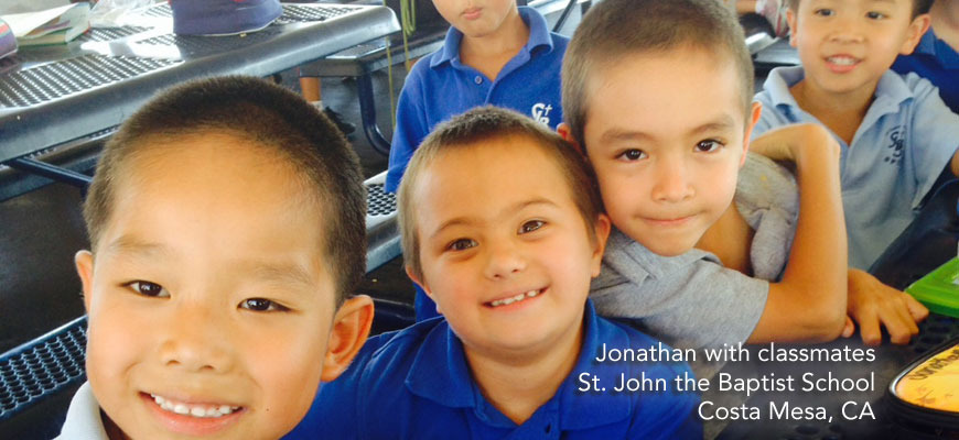 Jonathan-classmates