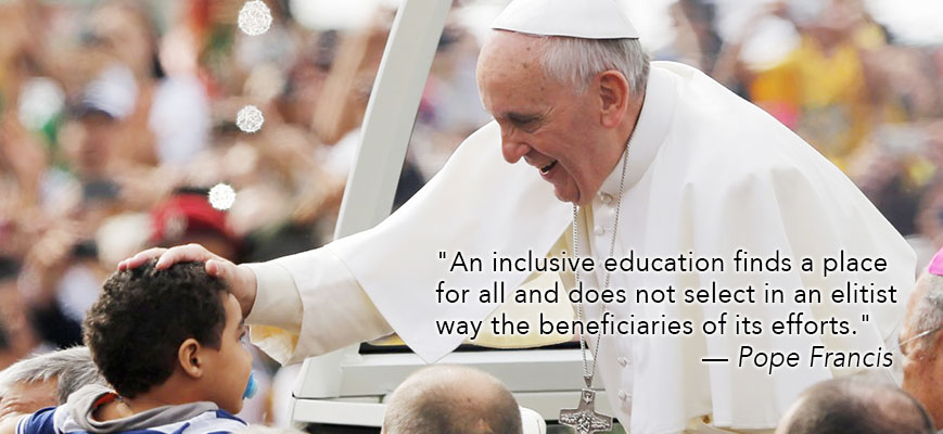 Pope Francis photo quote